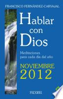 libro Hablar Con Dios   Noviembre 2012