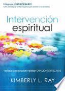 libro Intervencion Espiritual/ Spiritual Intervention
