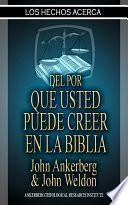 libro Los Hechos Del Por Qué Puede Creer En La Biblia
