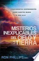 libro Misterios Inexplicables Del Cielo Y La Tierra