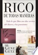 libro Rico De Todas Maneras/ Rich In Every Way
