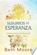 libro Susurros De Esperanza
