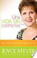 libro Una Vida Sin Conflictos