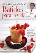 libro Batidos Para La Vida.