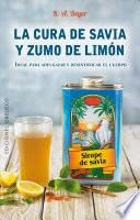 libro Cura De Savia Y Zumo De Limón