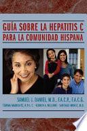 libro Guia Sobre La Hepatitis C