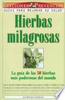 libro Hierbas Milagrosas