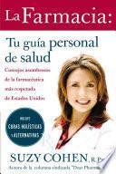 libro La Farmacia: Tu Guia Personal De Salud