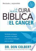 libro Nueva Cura Bíblica Para El Cáncer