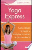 libro Yoga Express