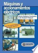 libro Máquinas Y Accionamientos Eléctricos