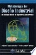 libro Metodología Del Diseño Industrial