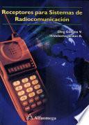 libro Receptores Para Sistemas De Radiocomunicación