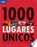 libro 1000 Lugares únicos