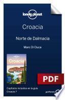 libro Croacia 7. Norte De Dalmacia