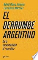 libro El Derrumbe Argentino