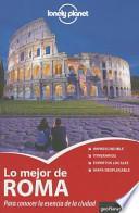 libro Lo Mejor De Roma