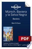 libro Múnich, Baviera Y La Selva Negra 3_3. Baviera